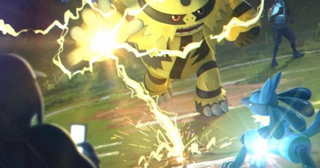 《Pokemon Go》對戰功能正式上線。戰鬥機制完全解密   4Gamers