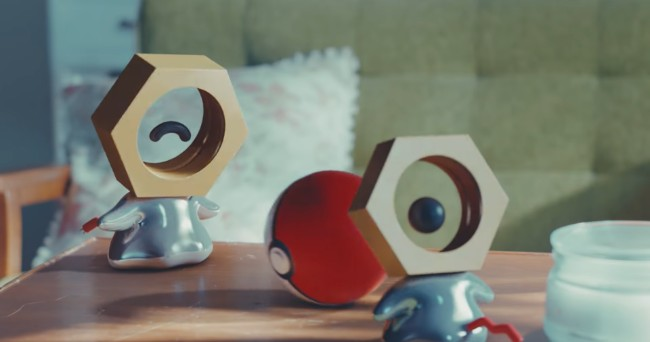 《Pokemon GO》新謎之寶可夢「美錄坦」特殊調查任務冬季登場   4Gamers