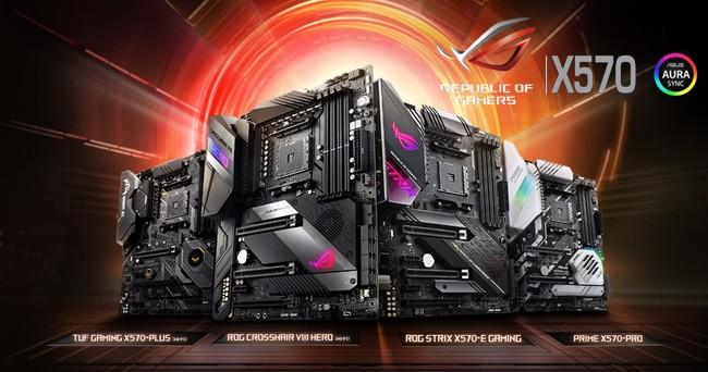 華碩AMD X570系列主機板真香開賣 | 4Gamers