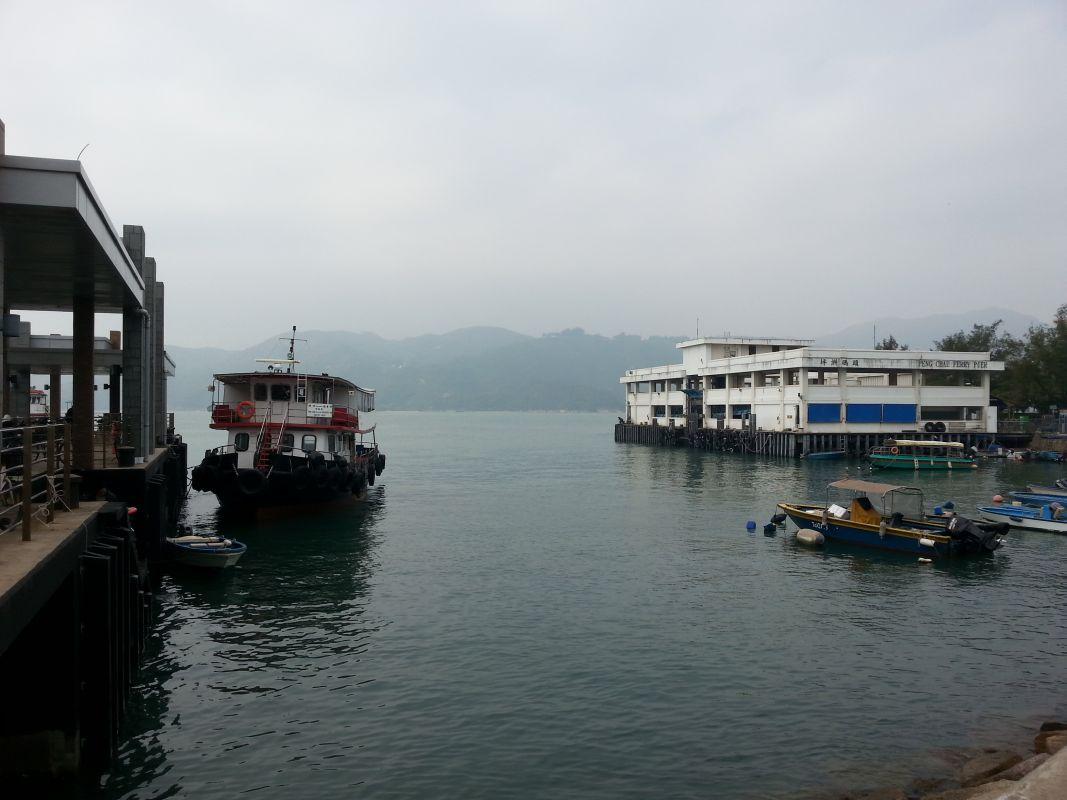 坪洲渡輪碼頭 クチコミガイド【フォートラベル】 Peng Chau Ferry Pier 香港
