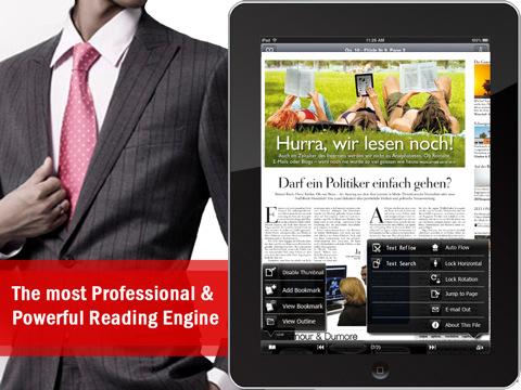 PDF Reader Pro v3.0.4 - 全能文檔閱讀器[ipa]破解版下載_iPhone_iPad - 51iPA.com