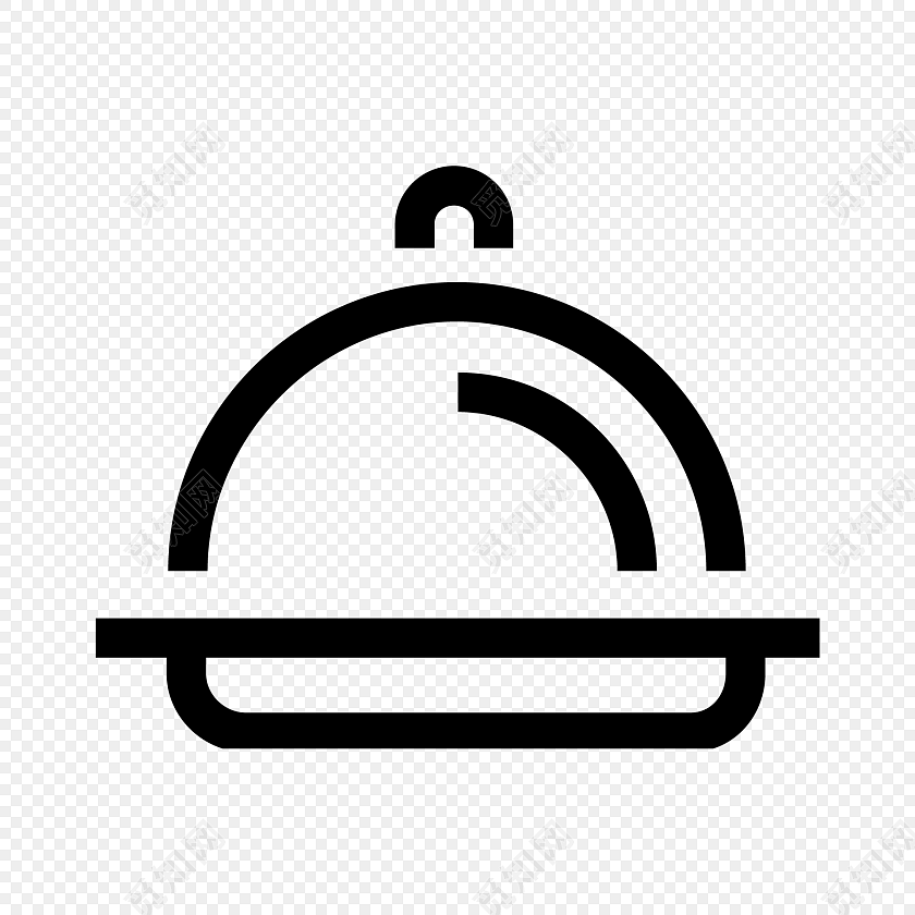 black kitchen appliances country style curtains 卡通黑色简约线条厨房用具图标免费下载 png素材 觅知网 卡通黑色简约线条厨房用具图标