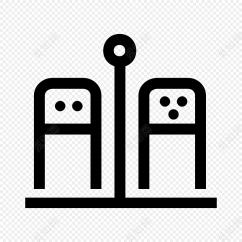 Black Kitchen Appliances How To Arrange Pots And Pans In 黑色线条厨房用具图标免费下载 Png素材 觅知网 黑色线条厨房用具图标