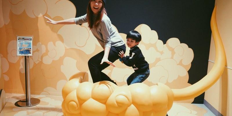 東京旅行 池袋太陽城動漫室內樂園J-WORLD,七龍珠迷必去!