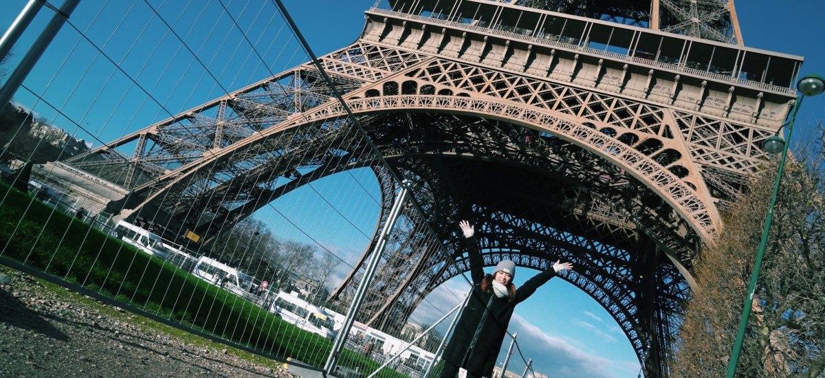 歐洲十日遊日記|Day6,摘一顆星米其林餐廳、初見巴黎鐵塔和羅浮宮的激動
