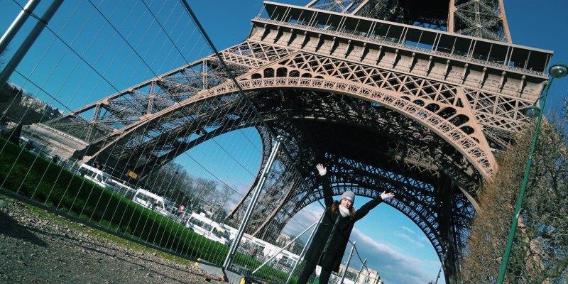 歐洲十日遊日記 Day6,摘一顆星米其林餐廳、初見巴黎鐵塔和羅浮宮的激動