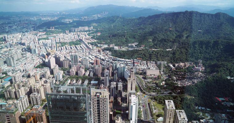假日去哪裡| 台北101觀景台 ,89樓俯瞰全台北市