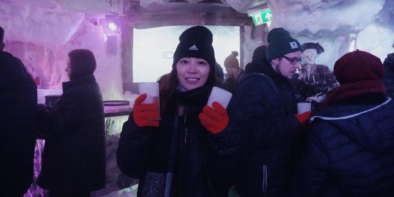 荷蘭體驗 ICEBAR,在零下冰窖裡的極凍酒吧狂歡