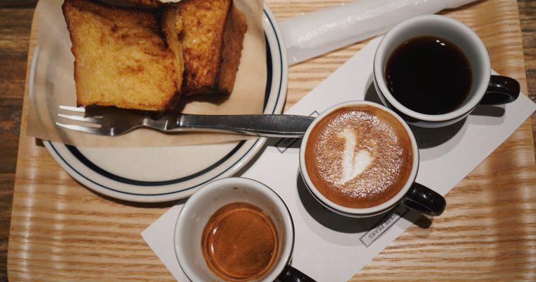 東京美食| 池袋咖啡廳吃早餐 ,COFFEE VALLEY蜂蜜吐司與三杯組咖啡