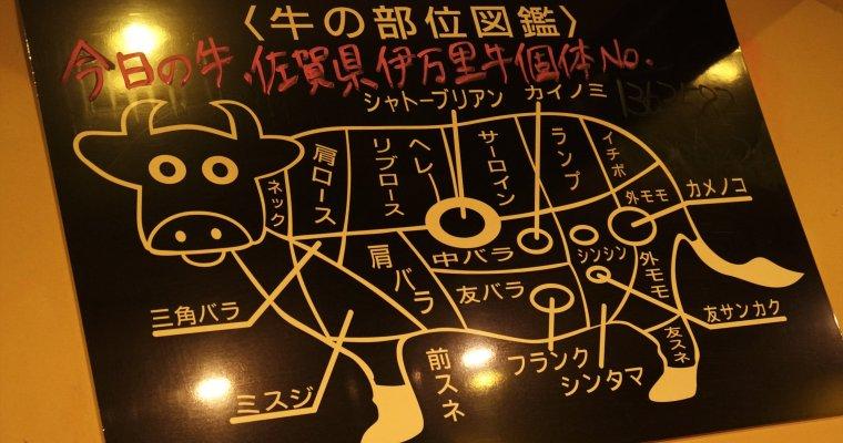 東京美食|A5東京黑毛和牛燒肉均一價,一盤990日圓吃到高級肉質