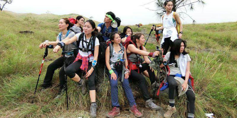 印尼爬山行(2) 龍目島RINJANI火山三天兩夜登頂行 – 崩潰的第一天