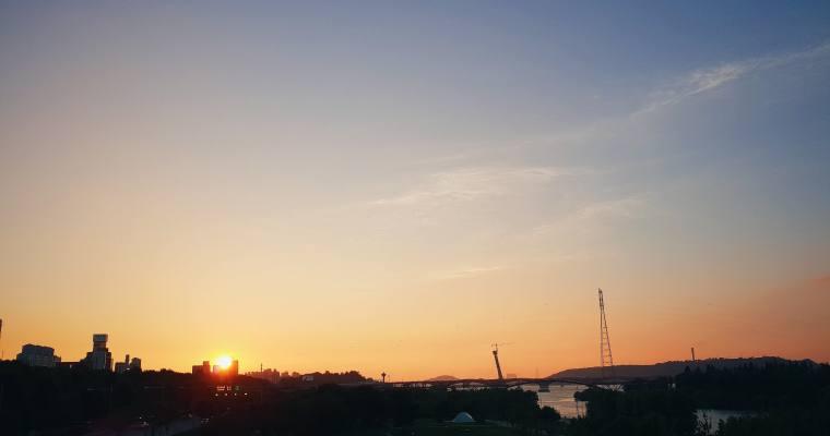 首爾旅行|首爾日落景點 仙遊島,市區也能看到美麗夕陽