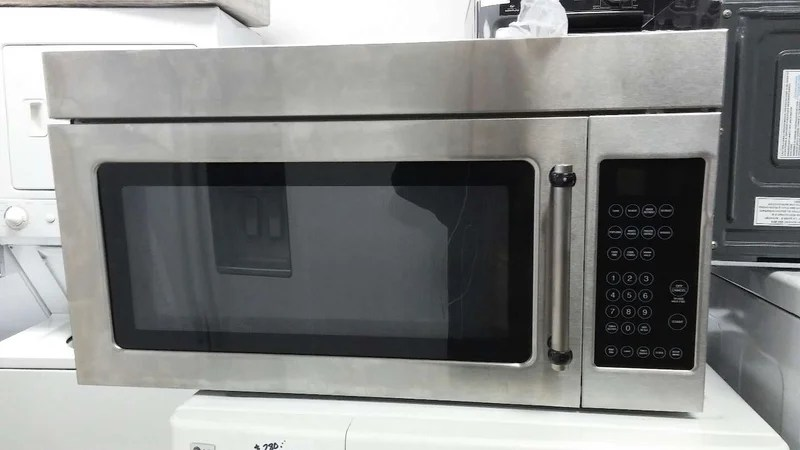 new ikea by whirlpool stainless steel 30 over the range microwave