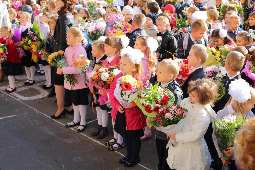 Букеты на день знаний 1 сентября во 2 классе, цветы бишкеке