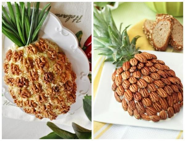 パイナップルはかつて贅沢の象徴で、多くの人がアクセスできませんでした。時間が変わったが、パイナップルはまだ休日テーブルで飾られています。