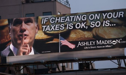 Ashley MAdison Advertising