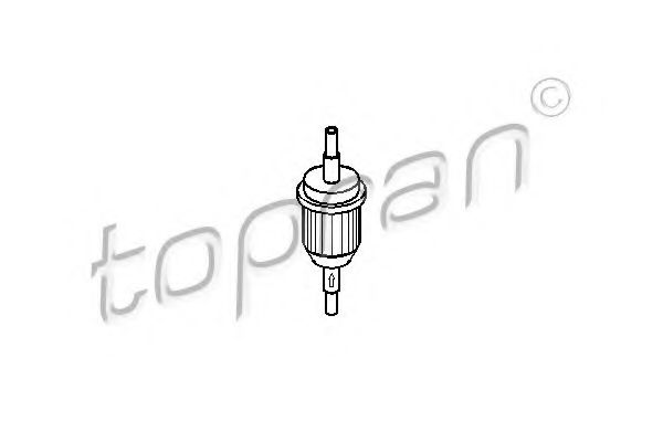 191 201 511 A VAG Fuel filter