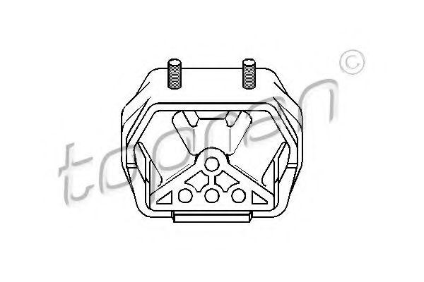 90344692 GENERAL MOTORS Engine Mounting; Mounting