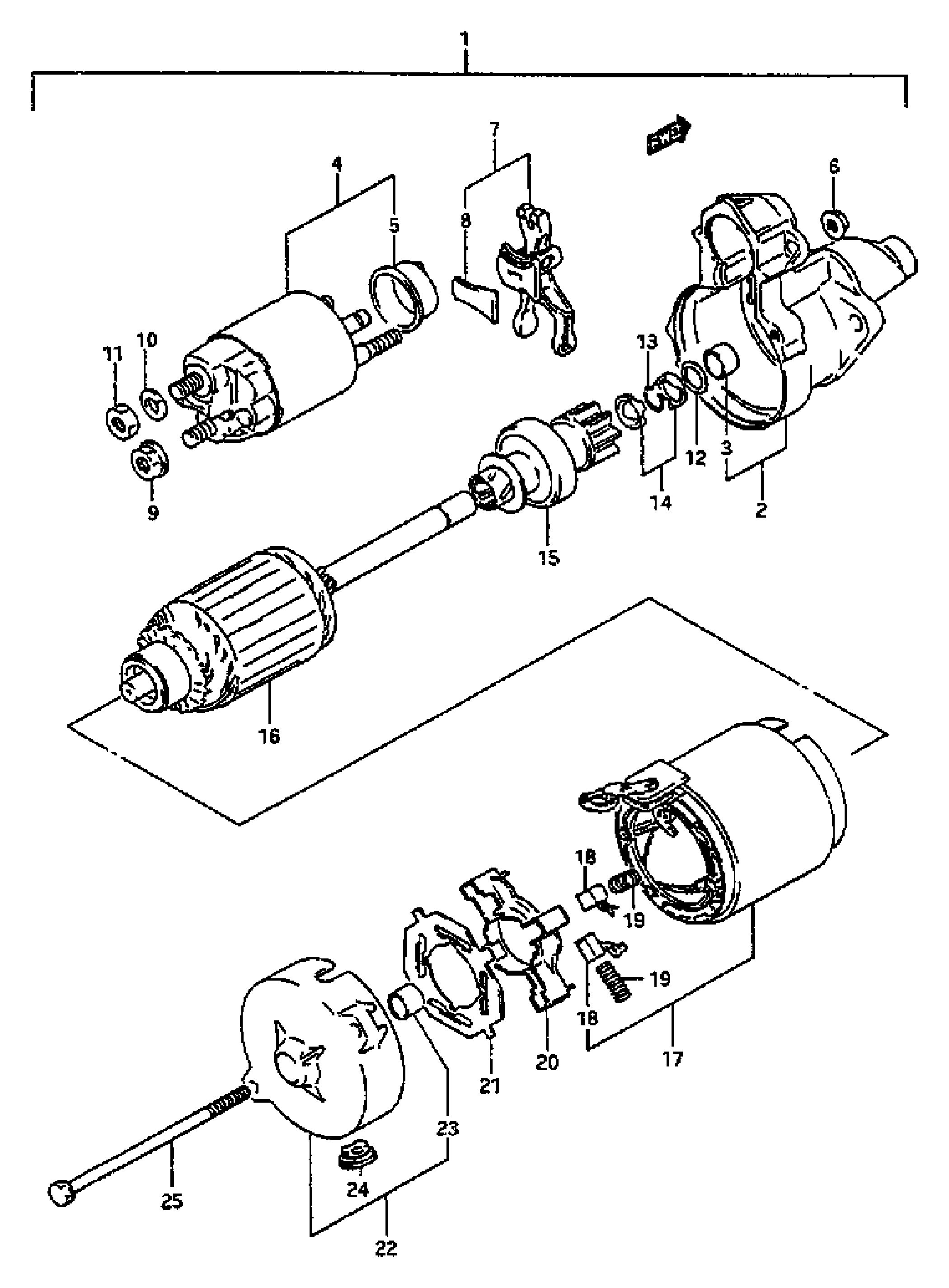 [WRG-7170] Suzuki Carry Engine Diagram