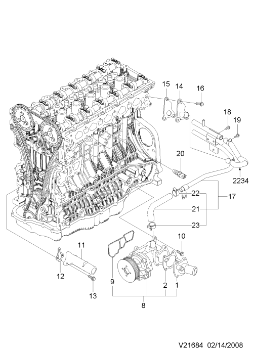 small resolution of thermostat xk l6 1684