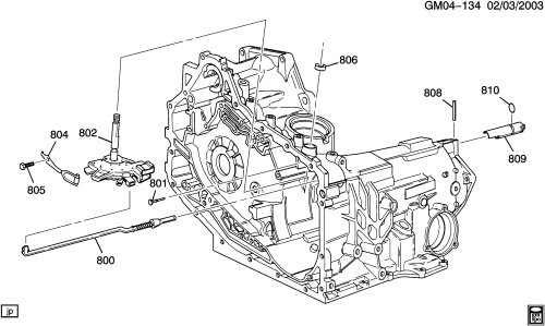 small resolution of 2002 2005 u automatic transmission m15 part 7 4t65 e