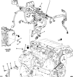 chevy sonic wiring harness wiring diagram show2017 2017 jv jw48 wiring harness engine luv [ 3006 x 3357 Pixel ]