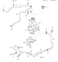 2012 2013 2l 2s03 06 43 engine cooling system lwh  [ 2250 x 2550 Pixel ]