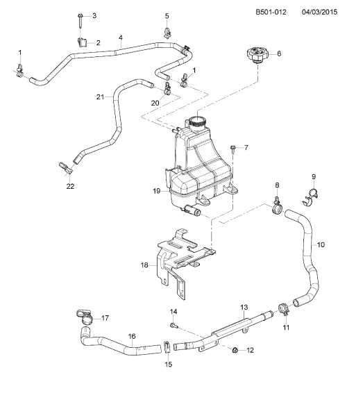 small resolution of 2014 2017 2l 2s03 06 43 53 engine cooling system