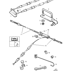 Corsa C Handbrake Cable Diagram 86 Chevy C10 Radio Wiring [estate (f35)] Opel Corsa-b + Tigra-a