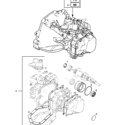 transmission assembly exchange used with close ratio transmission except vauxhall  [ 1860 x 2631 Pixel ]