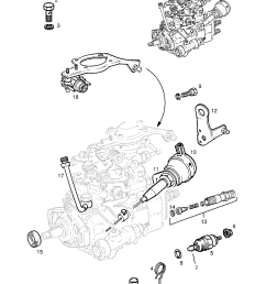 fuel injection pump contd x17dtl 2h8 turbo diesel engine with bosch injection pump opel astra f [ 1860 x 2631 Pixel ]
