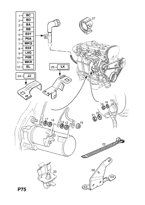 small resolution of vauxhall wiring harness wiring diagram expert vauxhall insignia wiring harness engine wiring harness contd