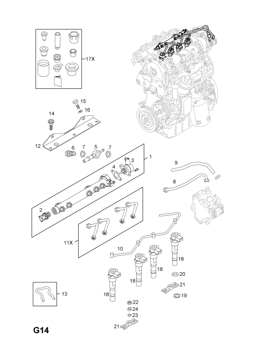 small resolution of opel corsa 1 7 diesel wiring diagram