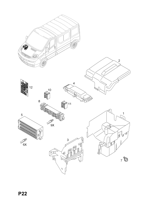 small resolution of vauxhall movano fuse box location wiring library