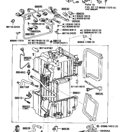 heating air conditioning cooler unit air conditioner maker option 8411 toyota mr2 aw11 europe  [ 784 x 1108 Pixel ]