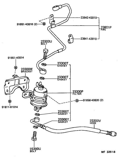 small resolution of fuel injection system 8308 5mge 6mge toyota crown ys120 ms12 ls120 europe