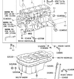 cylinder block illust no 1 of 2 0808 2c toyota corolla altis ce140 nde140 nze140 zre14 zze14 asia and middle east  [ 760 x 1112 Pixel ]