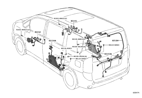 small resolution of  diagram toyota ignition wiring clamp illust no 4 of11 0706 toyota noah