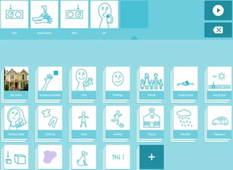 SwiftKey Symbols app features