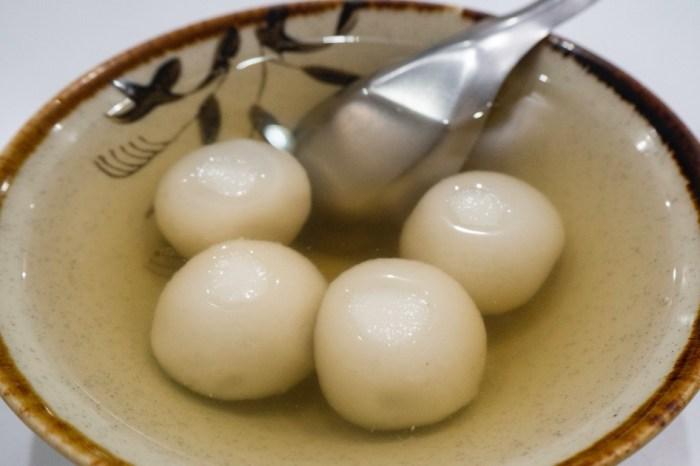 [台北食記] 迎冬至、鬧元宵-從小吃到大的萬華推薦美味湯圓店家