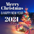 Merry Christmas & Happy New Year Cards 2021 9.10.04.2c