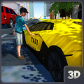 City Taxi Driver 2018: Car Driving Simulator Game 1.0