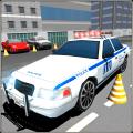 City Police Car Parking Sim 3D 1.0
