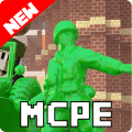 Toy Soldier Mod for MCPE 1.1