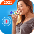 Voice Typing, Keyboard:Multilingual Speech to text 2.2
