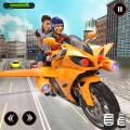 Futuristic Flying Bike Taxi Simulator Driver 1.3