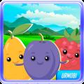 Учим Овощи и Фрукты. Развивающая игра для малышей. 1.1