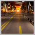Night City Driving Live Wallpaper 1.03