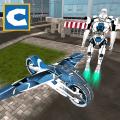 Flying Robot Bike Simulator 1.2