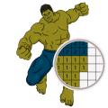 Yes.Pixel Art Superheroes by Number 1.1